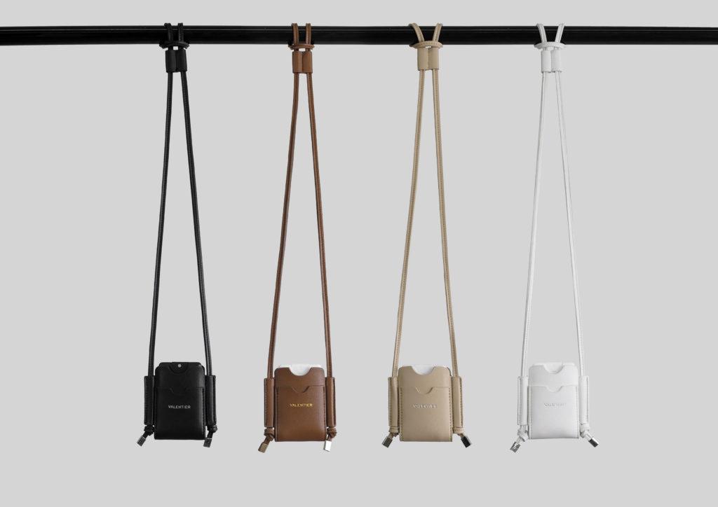 กระเป๋าสำหรับพกสเปรย์หรือเจลแอลกอฮอล์