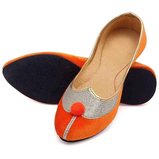 การเลือกรองเท้าที่มีทรงแบนราบ