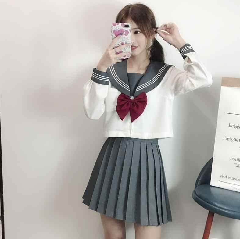 ชุดนักเรียนญี่ปุ่น -ชุดกะลาสี