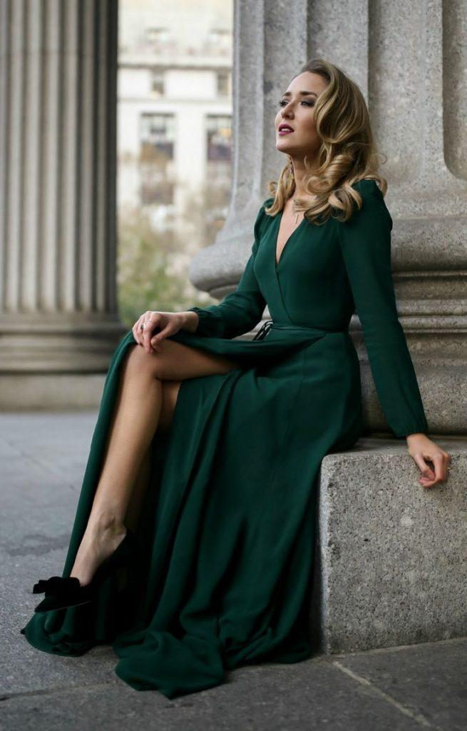 เทรนด์แฟชั่นในช่วงโควิด -Elegance dress Fashion